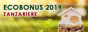 ecobonus 2019 zanzariere