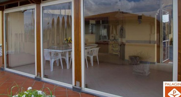 Tende Veranda Per Chiusure Invernali : Tende invernali a parma. chiusure ermetiche per balconi e verande.